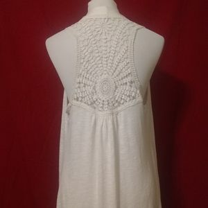 (3/$12) One Clothing flowy vest